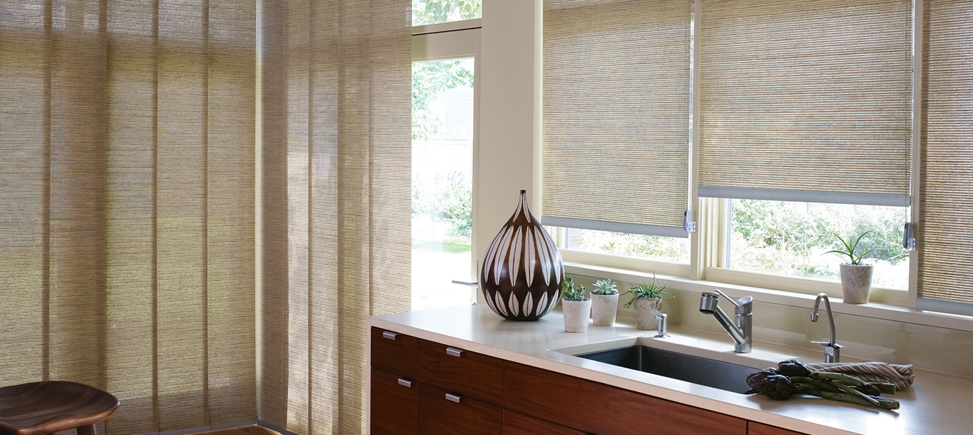 Allustra Collection of Roller Shades
